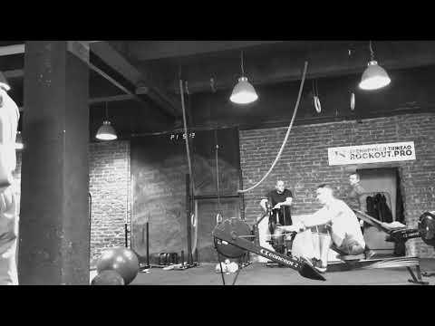 CrossFit Training 2019 🦹🏻♂️