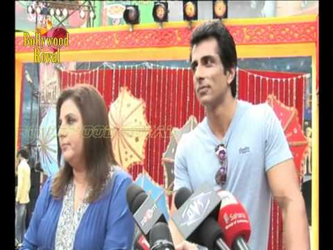 Sonu Sood & Farah Khan on a special connection of 'EKLKBK' & 'Happy New Year'  3