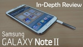 Samsung Galaxy Note 2 (Note II) Full Review Cursed4Eva