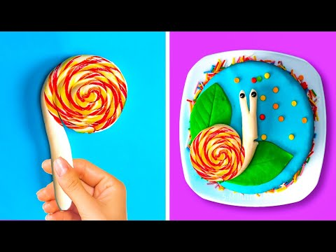 29 YUMMY WAYS TO DECORATE FOOD LIKE A PRO || Bright Cake Decor Projects by 5-MInute Recipes!