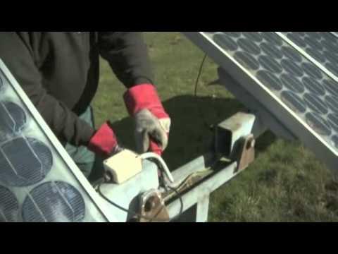 Recyclage des panneaux photovoltaiques youtube for Recyclage des panneaux solaires