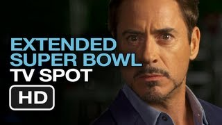 Superbowl 2013: Iron Man 3, Extended