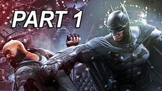 Batman Arkham Origins Gameplay Walkthrough Part 1
