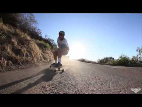 Gravity Skateboards - Longboarding through Clouds