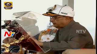 President Pranab's Speech @ Visakha International Fleet Review