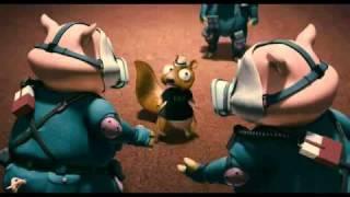 Deu A Louca Na Chapeuzinho 2 (2011) Trailer Oficial Dublado