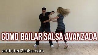 Aprende a bailar salsa: Pasos avanzados