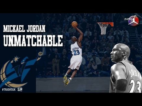 MICHAEL JORDAN UNMATCHABLE