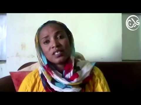 الاديبة رانيا مأمون : هددوني بالاغتصاب مرتين .. ثورة السودان