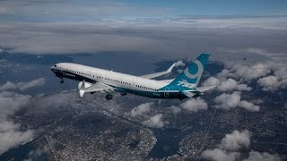 Boeing 737 MAX 9 Completes First Flight