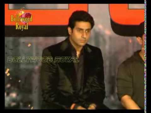 Aamir Khan, Katrina Kaif, Abhishek Bachchan & others at Press Conference of ''Dhoom 3'' Part-4