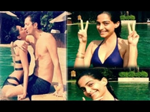 Sonam Kapoor in Bikini, Celebrates New Year | Hindi Latest News | Hot Gossips | Goa, Khoobsurat