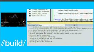 Developing Apps For SharePoint 2013 With Visual Studio
