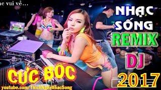 Duyên Phận Remix - Nhạc Sống Cực Mạnh - Nhạc Sống Remix Hay Nhất - MC Anh Quân Vol 18