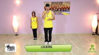 Tutorial Hip Hop: locking