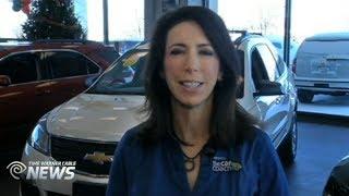 2014 Chevrolet Traverse Expert Car Review By Lauren Fix