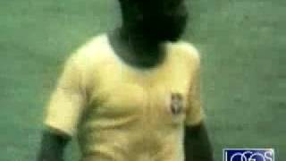 Pelé GREATest GOAL TRICK (game Played At 2000 M And At 54