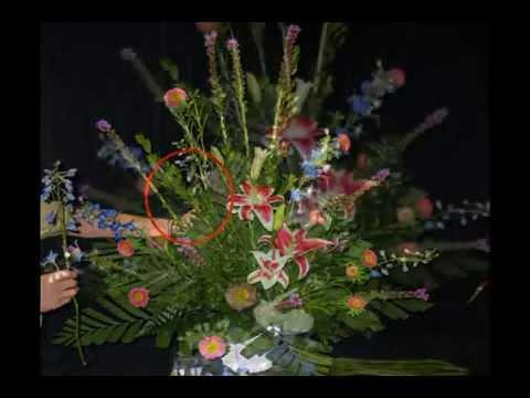 Church Wedding Decorations Large Floral Mixed Flower Arrangements