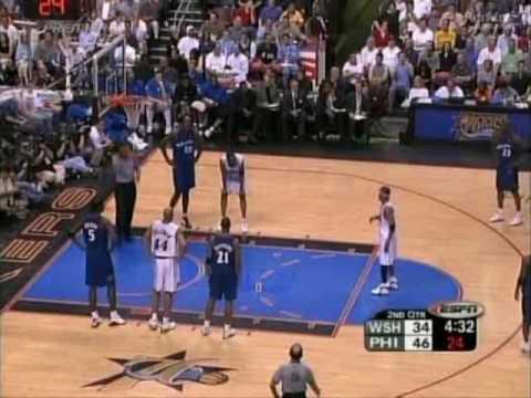 Allen Iverson vs Michael Jordan (Final NBA Game) Part 1