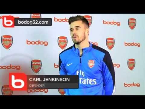 World Cup Tips by Arsenal's Carl Jenkinson & Alex Oxlade-Chamberlain
