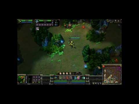 [Game Mobile Moba Channel] Tiêu Điểm Tướng Nasus Và Cách Lên Đồ