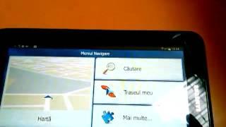 Navigatie Gps IGO Samsung Galaxy Tab 2