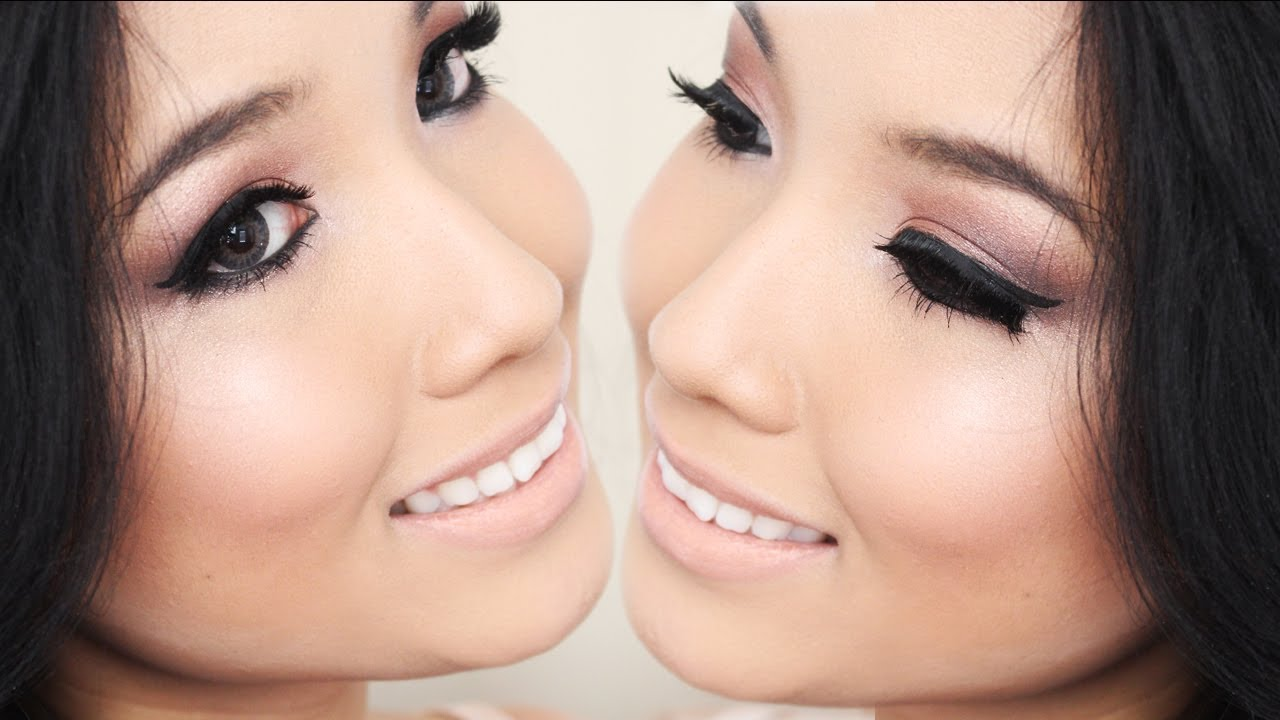 THREE Makeup Looks ONE Palette   Urban Decay Naked 3 - YouTube