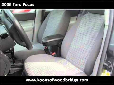 2006 Ford Focus Used Cars Woodbridge VA