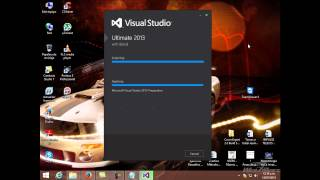 Microsoft Visual Studio Ultimate 2013 Autoactivado [Mega
