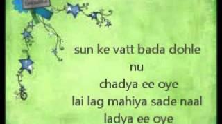 Kala Doriya With Lyrics (punjabi Folk Song)