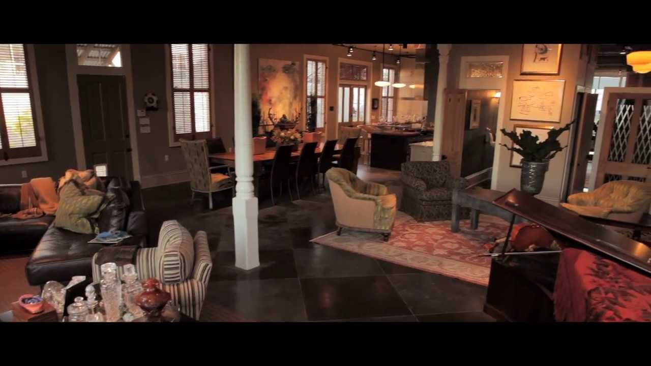 Kga interior profile new orleans transformation youtube for Interior designs new orleans