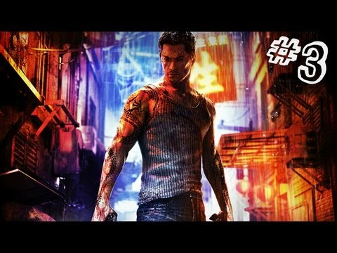 Sleeping Dogs - Gameplay Walkthrough - Part 3 - NIGHT MARKET CHASE (Video Game)