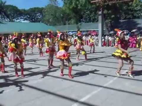 Dadiangas WEST Central Elementary School Drum Corp 2012 @ 66th Foundation Day (Opening Salvo)