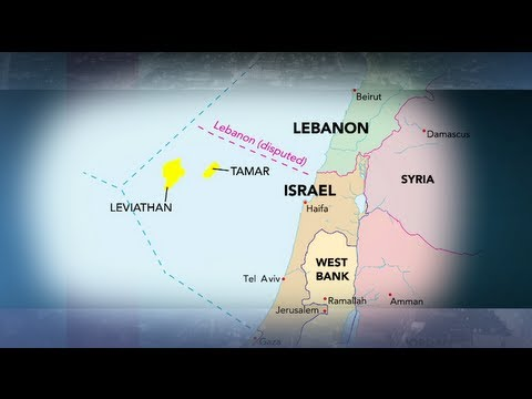 Preview clip: Israel develops offshore natural gas reserves