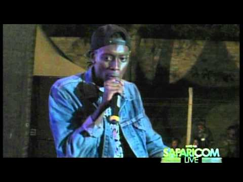 Hold It Down (niko Na Safaricom Live Meru Concert) - Camp Mulla