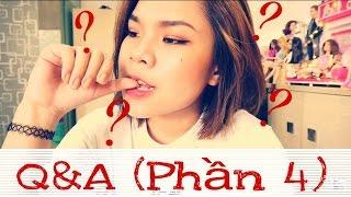 Q&A (phần 4)- Những bí mật riêng tư nhất về Song Thư Channel