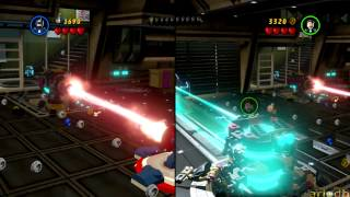 Lego Marvel Super Heroes Gameplay ITA 3