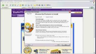 Internet Uses & Tools : How To Download Yahoo! Messenger