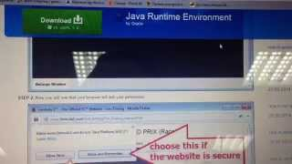 How To Enable Java [2015]