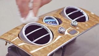 Bentley Wood Shop – Luxury Car Factory. YouCar Car Reviews.