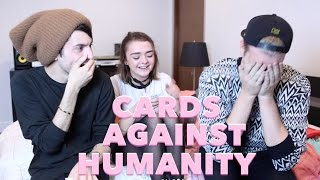 CARDS AGAINST HUMANITY (feat. Maisie Williams)