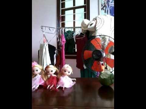 Tiểu thư con nhà giàu tập 16 (1) Barbie Sarlena dạy múa