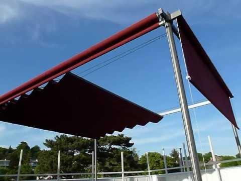 ground terrassenbeschattung raffbeschattung bei tkm. Black Bedroom Furniture Sets. Home Design Ideas