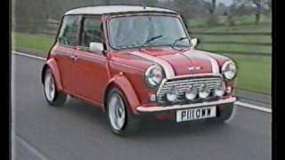 Top Gear 'Mini Cooper Sport 5' Feature (1997) videos