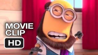 Despicable Me 2 Movie CLIP New Job (2013) Steve Carell