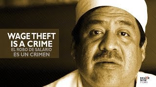 Wage Theft is a Crime