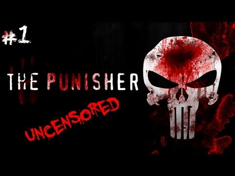 The Punisher Walkthrough Part 1: Crack House (Uncensored)