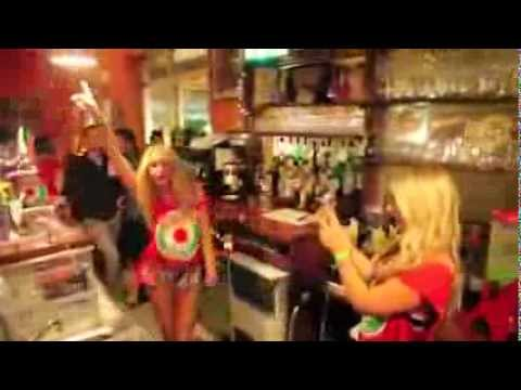 Rimini Pub & Disco Crawl Video YMCA 2013 by Sunflower Hostels