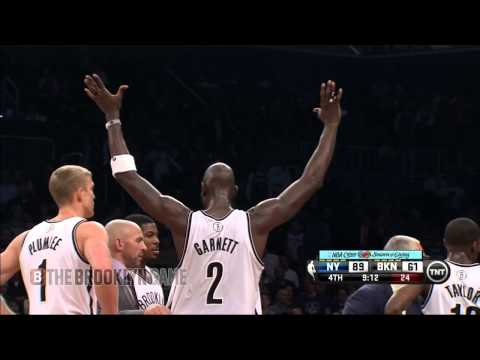 Kevin Garnett & Andrea Bargnani Double Technical