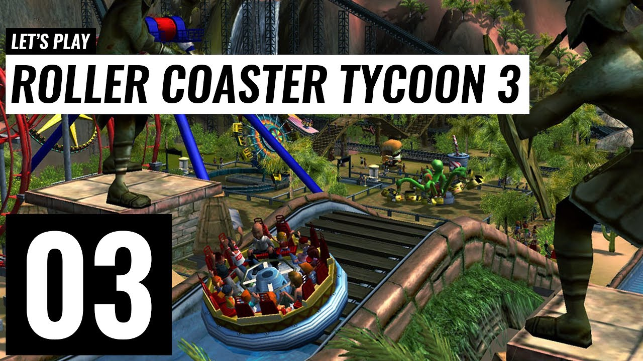 rollercoaster tycoon 3 free download softonic